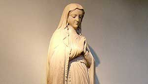 Our Lady Praying